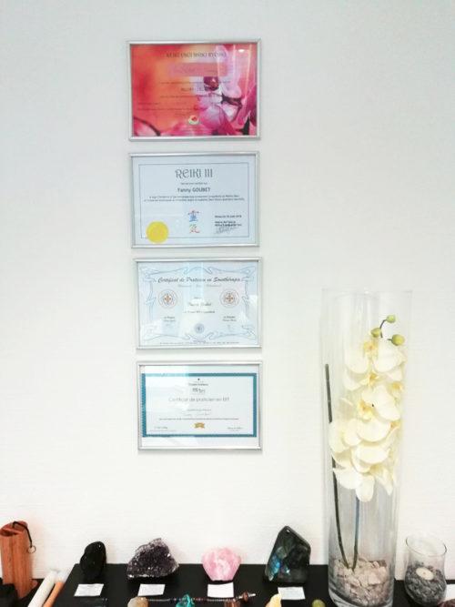 cabinet diplômes fanny goubet bien-être relaxation haubourdin lille sud