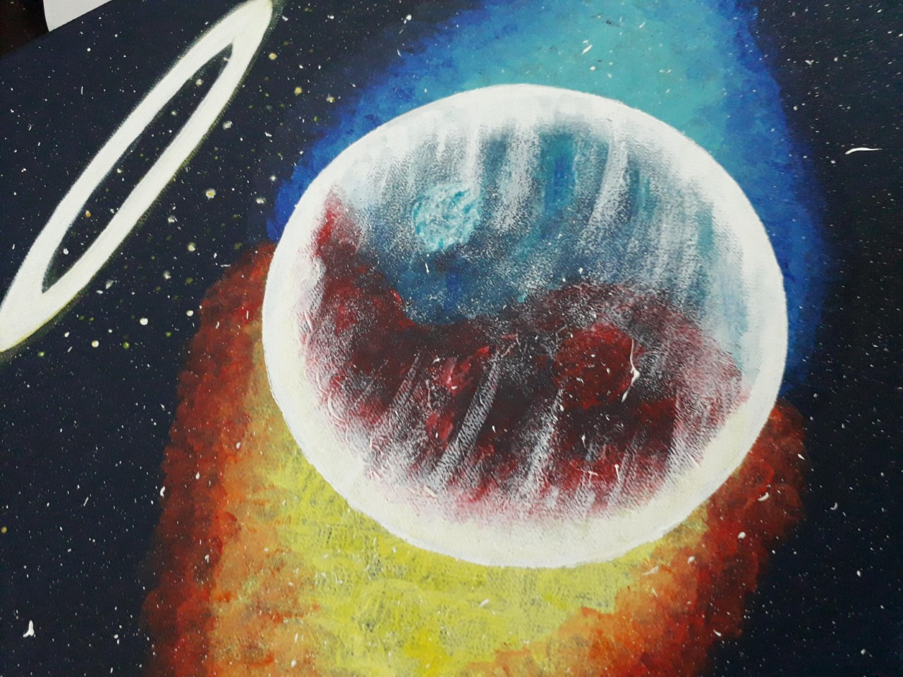 fusion yin yang planète fanny goubet