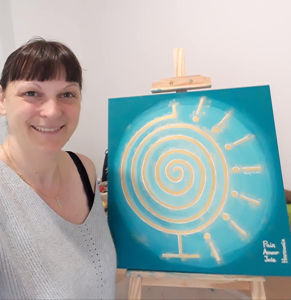 peinture energetique PAJH fanny goubet