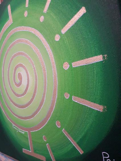 peinture energetique fanny goubet